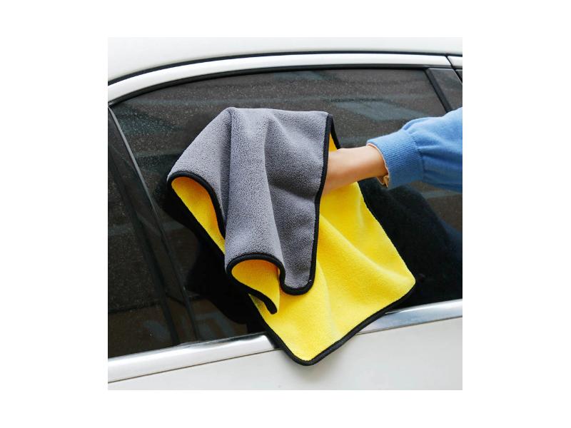 RENU Quality mikroszálas autóápoló kendő 30x60 cm