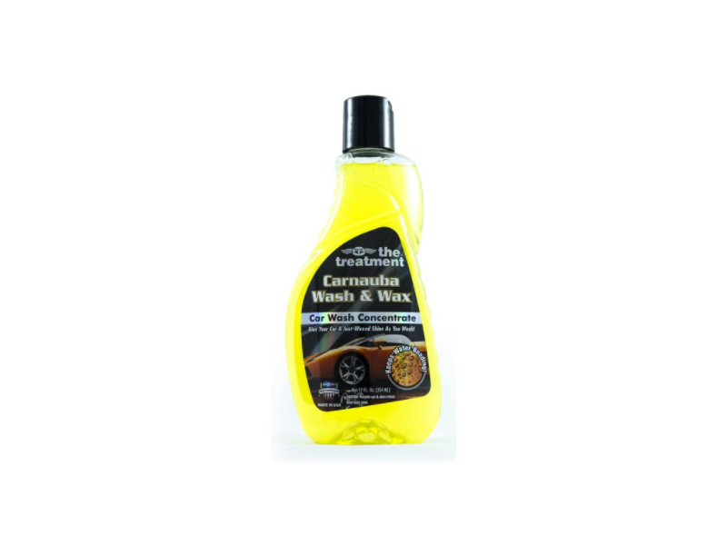 Treatment Carnauba Wash and Wax sampon 354 ml.