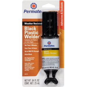Permatex Plastic Welder 25 ml. (fekete színű)