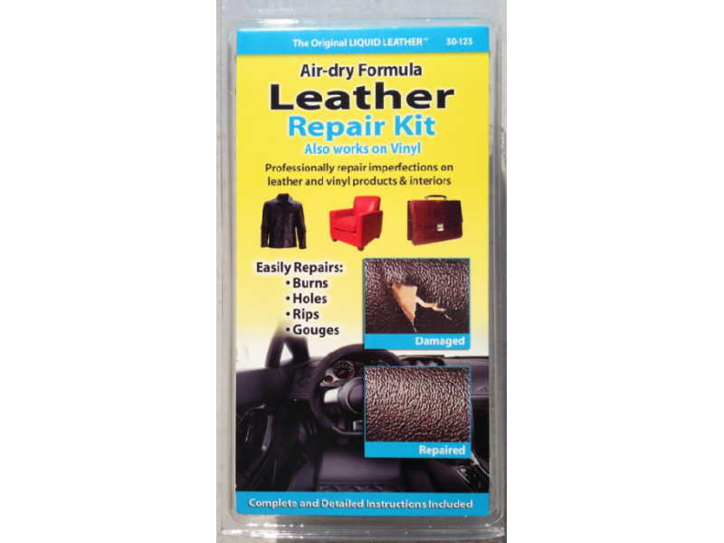 No Heat Leather+Vinyl Repair Kit