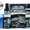 Treatment Black-On speciális gumiápoló