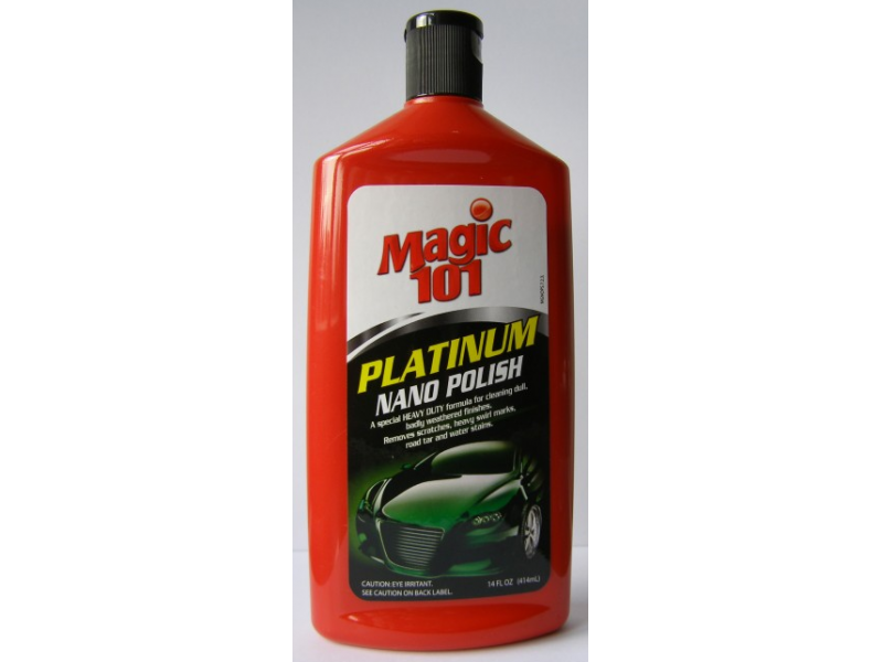 Magic 101 Platinium Nano Polish 414 ml.